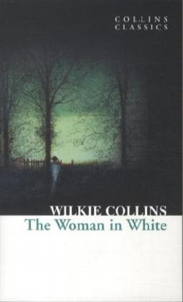 The Woman in White. Die Frau in Weiß, englische Ausgabe