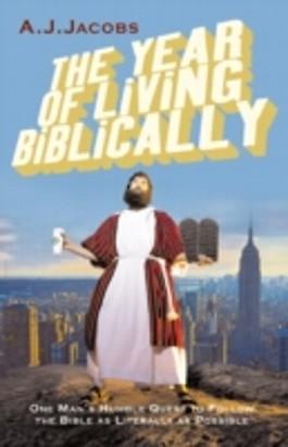 The Year of Living Biblically. Die Bibel & ich, englische Ausgabe