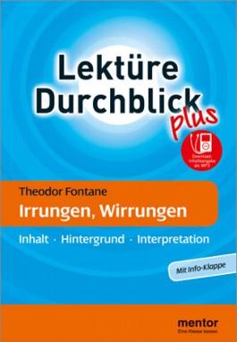 Theodor Fontane: Irrungen, Wirrungen - Buch mit mp3-Download