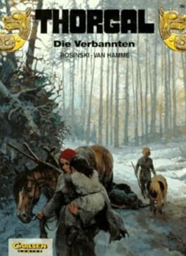 Thorgal, Band 20: Die Verbannten