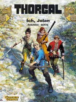Thorgal, Band 30: Ich, Jolan