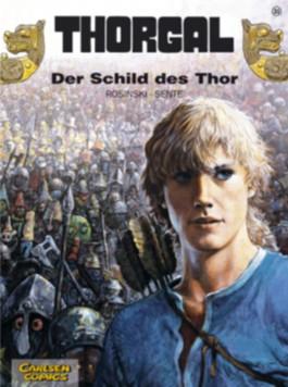 Thorgal, Band 31: Der Schild des Thor