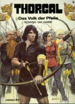 Thorgal, Band 9: Das Volk der Pfeile