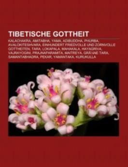 Tibetische Gottheit