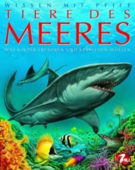 Tiere des Meeres