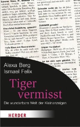 Tiger vermisst