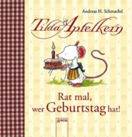 Tilda Apfelkern - Rat mal, wer Geburtstag hat!