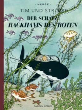 Tim und Struppi - Der Schatz Rackhams des Roten