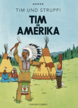 Tim und Struppi - Tim in Amerika