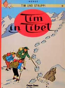 Tim und Struppi - Tim in Tibet