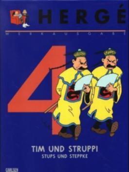 Tim und Struppi - Der Blaue Lotos / Der Arumbaya-Fetisch