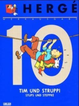 Tim und Struppi - Die sieben Kristallkugeln / Der Sonnentempel