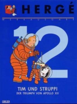 Tim und Struppi - Reiseziel Mond / Schritte auf dem Mond / Der Triumph von Apollo XII