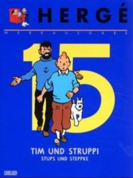 Tim und Struppi, Tim in Tibet. Tim und Struppi, Die Juwelen der Sängerin. Stups und Steppke