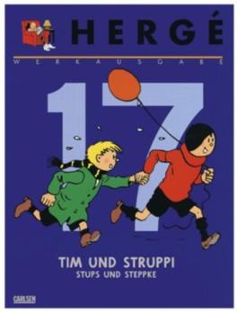 Tim und Struppi, Tim und die Alpha-Kunst. Stups und Steppke