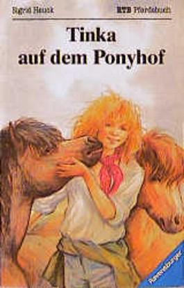 Tinka auf dem Ponyhof