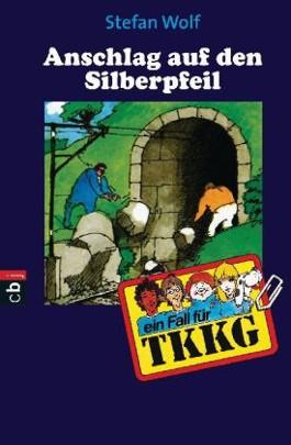 TKKG - Anschlag auf den Silberpfeil
