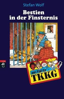TKKG - Bestien in der Finsternis