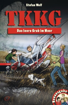 TKKG - Das leere Grab im Moor