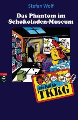 TKKG - Das Phantom im Schokoladen-Museum