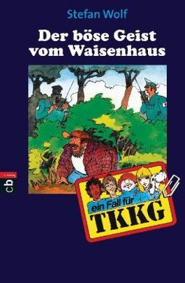 TKKG - Der böse Geist vom Waisenhaus