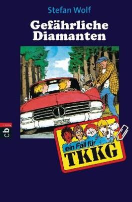 TKKG - Gefährliche Diamanten