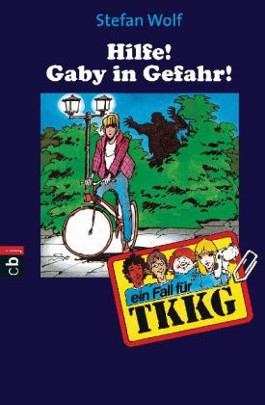 TKKG - Hilfe, Gaby in Gefahr!