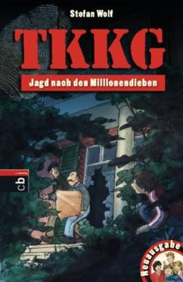 TKKG - Jagd nach den Millionendieben