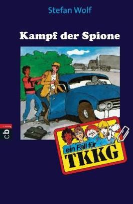 TKKG - Kampf der Spione