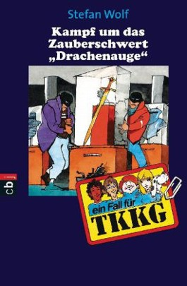 TKKG - Kampf um das Zauberschwert Drachenauge