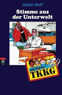 TKKG - Rächer aus der Unterwelt