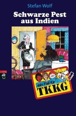 TKKG - Schwarze Pest aus Indien