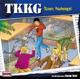 TKKG - Tatort Dschungel, 1 Audio-CD