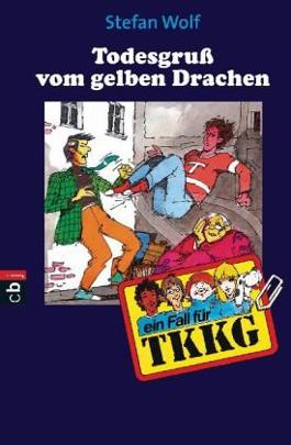 TKKG - Todesgruss vom Gelben Drachen