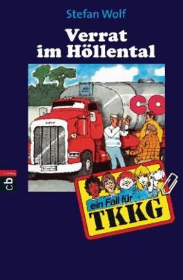 TKKG - Verrat im Höllental