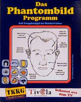 TKKG, Das Phantombild Programm, 1 CD-ROM