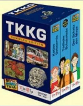 TKKG Sammler Edition, 3 CD-ROM