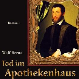 Tod im Apothekenhaus (Audio-CD)