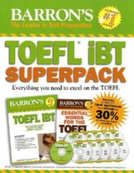 TOEFL Ibt, Superpack