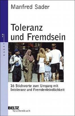 Toleranz und Fremdsein