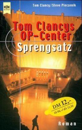 Tom Clancy's OP-Center, Sprengsatz