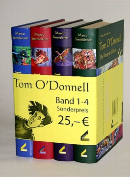 Tom O'Donnell Band 1–4