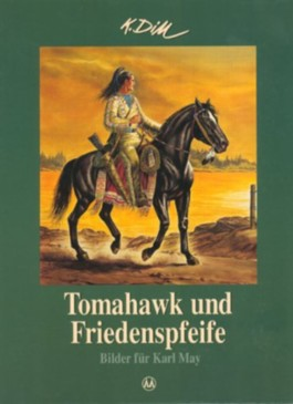 Tomahawk und Friedenspfeife