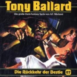 Tony Ballard 07 - Die Rückkehr der Bestie