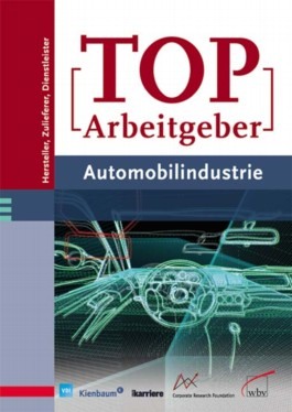Top Arbeitgeber Automobilindustrie