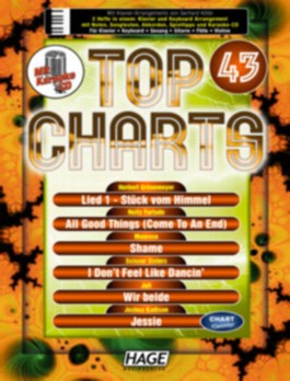 Top Charts. Bd 43