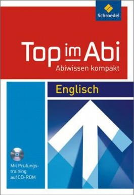 Top im Abi, Englisch, m. CD-ROM