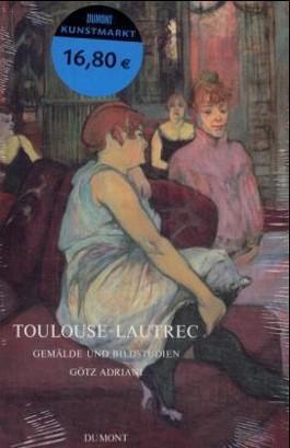 Toulouse-Lautrec, Gemälde und Bildstudien