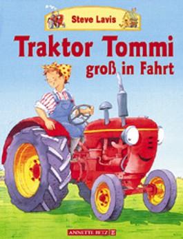 Traktor Tommi groß in Fahrt