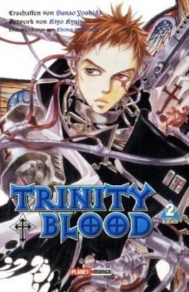 Trinity Blood. Bd.2